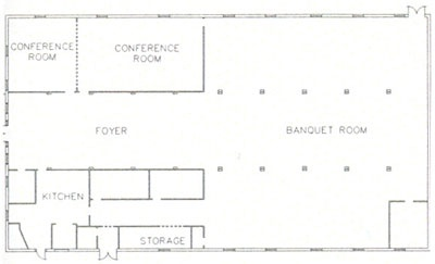 Winder GA Floor Plan and Dimensions