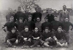 1922 Winder High School Football Team