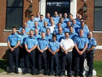 Winder Fire Fighter 2008