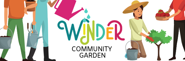 Community Garden Cover Logo